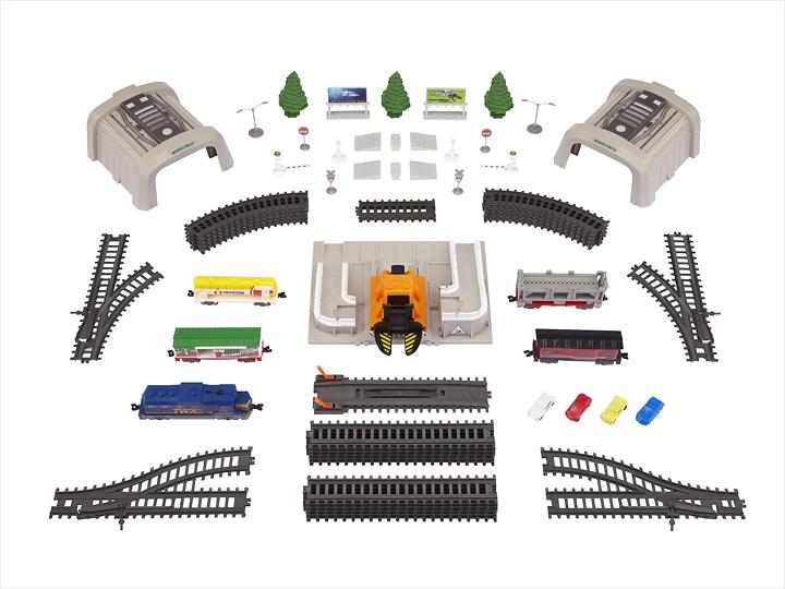 Игровой набор Power Trains