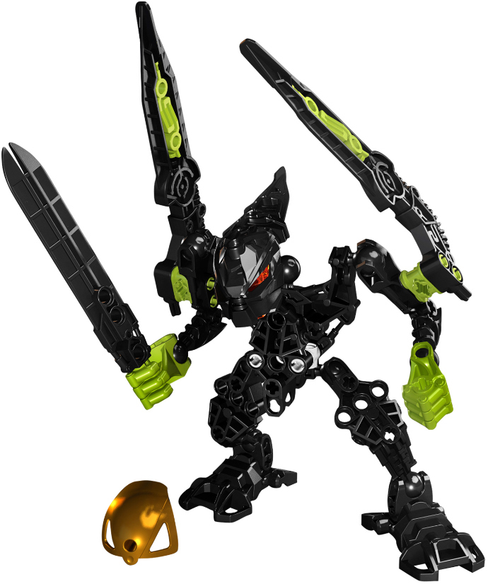 Lego Bionicle 7136 Skrall Скрал