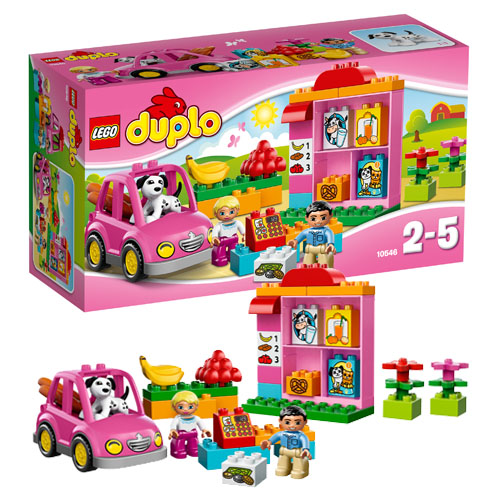 Lego Duplo 10546 My First Shop Супермаркет