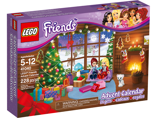 Lego Friends 41040 Friends Advent Calendar