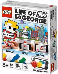 Lego Games 21201 Life Of George