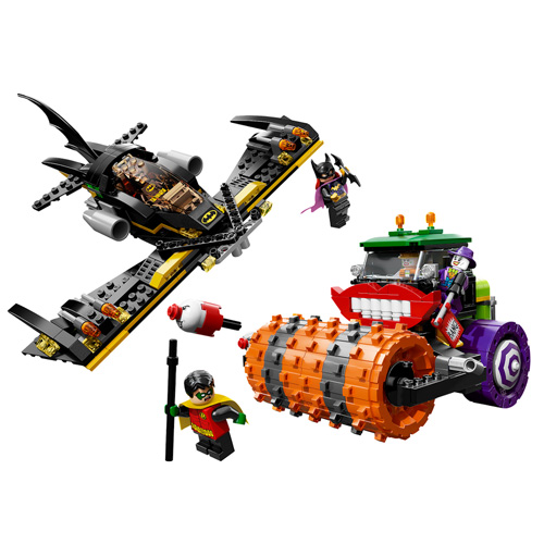Lego Super Heroes 76013 LEGO Batman: The Joker Steam Roller Паровая машина Джокера