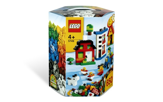 Lego 5749 Creative Building Kit