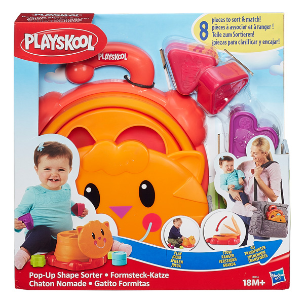 Playskool Сортер B1914 складной
