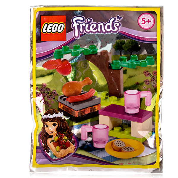 Lego Friends 561505 Пикник