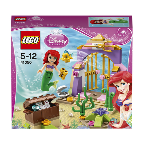 Lego Disney Princess 41050 Ariel's Amazing Treasures Тайные сокровища Ариэль