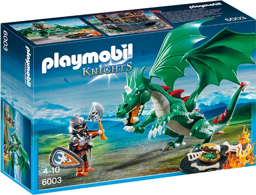 Playmobil 6003pm Рыцари: Великий Дракон