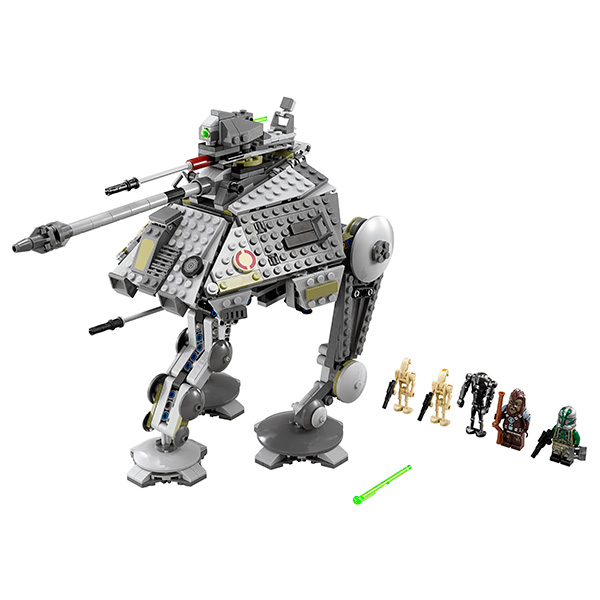 Lego Star Wars 75043 AT-AP Шагающий танк AT-AP