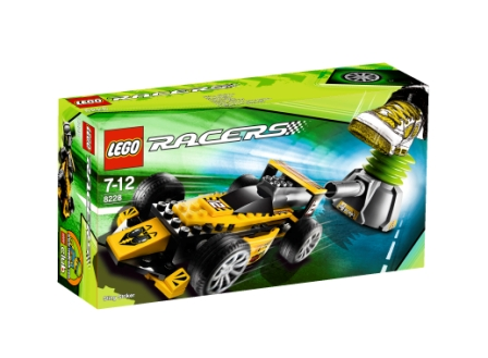 Lego Racers 8228 Sting Striker Жалящий Страйкер