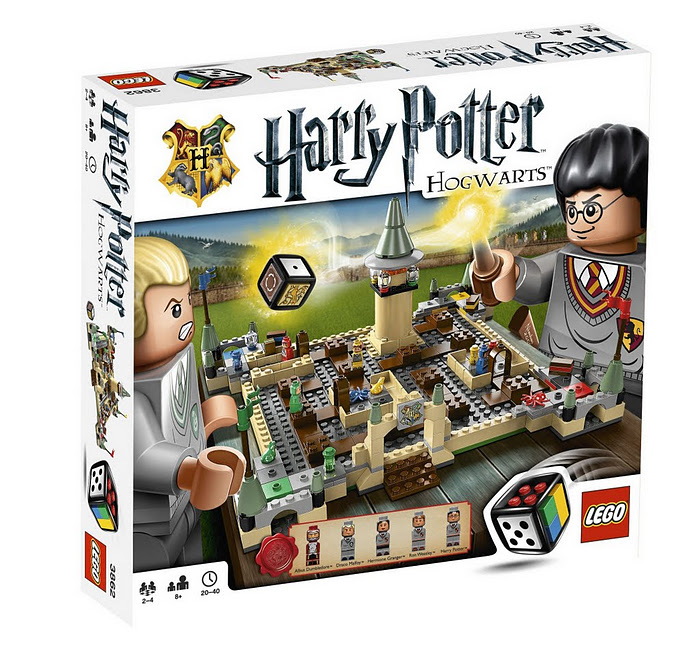 Lego Games 3862 Harry Potter Hogwarts