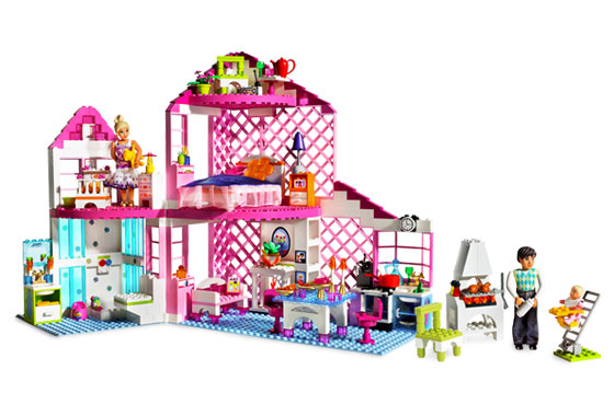 Lego Belville 7586 Dream House Дом мечты