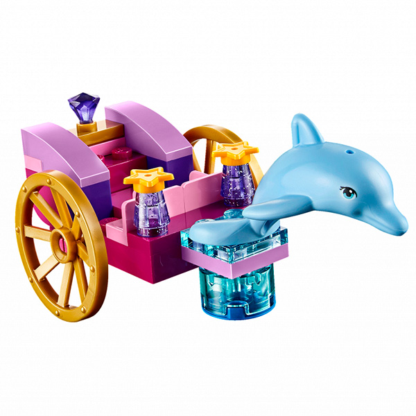 Lego Juniors 10723 Ariel's Dolphin Carriage