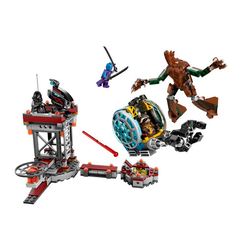 Lego Super Heroes 76020 Knowhere Escape Mission Миссия Побег в Ноувер