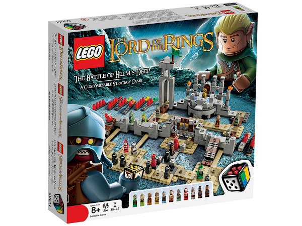 Lego Games 50011 The Battle of Helms Deep