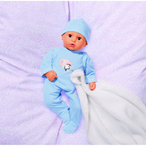 Zapf Creation my first Baby Annabell 791-554 Пупс-мальчик, 36 см, дисплей