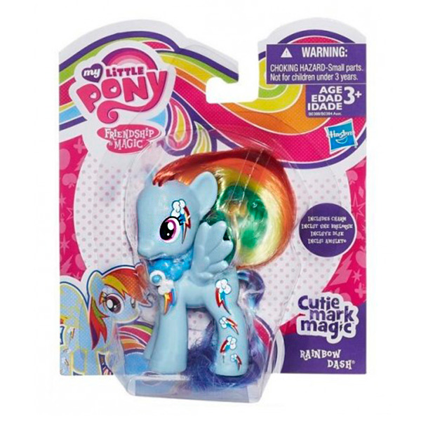 Игрушка My Little Pony B0388 Пони Рейнбоу Дэш