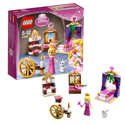 Lego Disney Princess 41060 Sleeping Beauty's Royal Bedroom Спальня Спящей красавицы