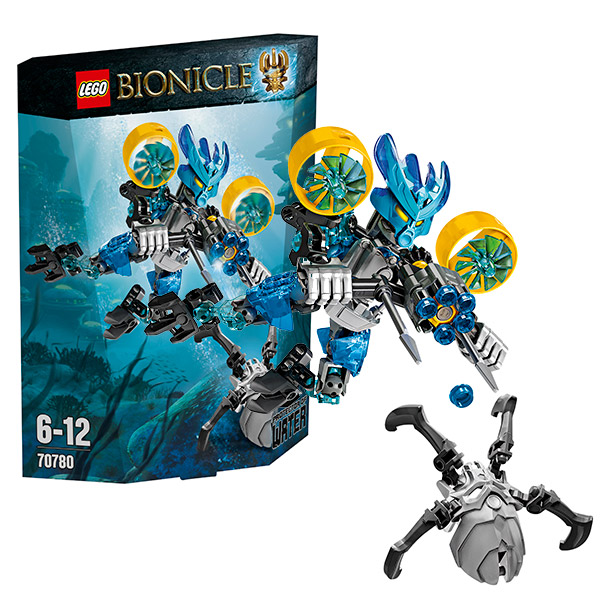 Lego Bionicle 70780 Protector of Water Страж воды