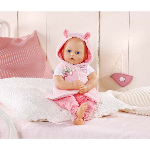 Zapf Creation Baby Annabell 792-728 Набор одежды Зайчик