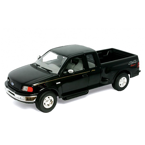 Welly 29396 Игрушка модель машины 1:24 1999 FORD F-150 FLARESIDE SUPERCAB PICK UP.