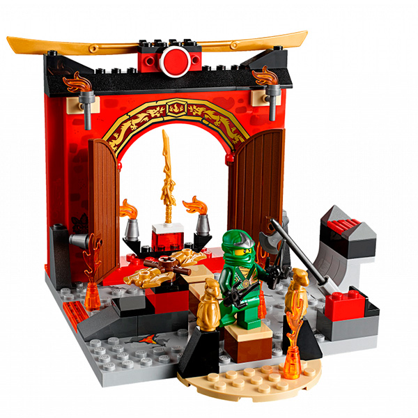 Lego Juniors 10725 Lost Temple