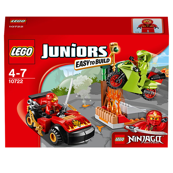 Lego Juniors 10722 Snake Showdown
