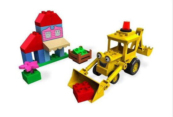 Lego Duplo 3595 Scoop at Bobland Bay