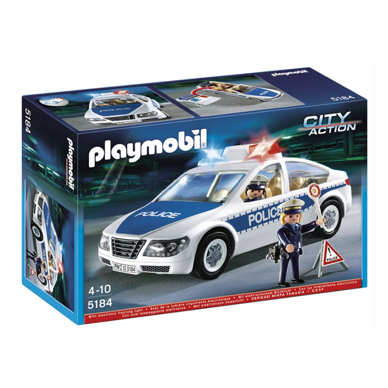 Playmobil 5184pm Полиция: Полицейская машина