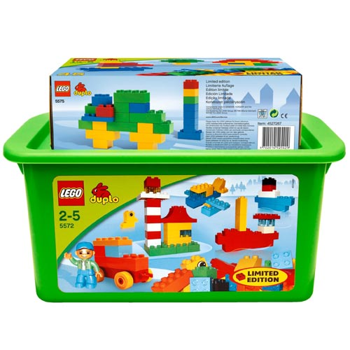 Lego Duplo 66236 Build & Play Value Pack