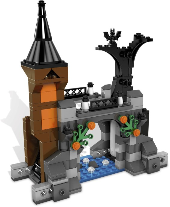 Lego Master Builder Academy  20207 The Forbidden Bridge