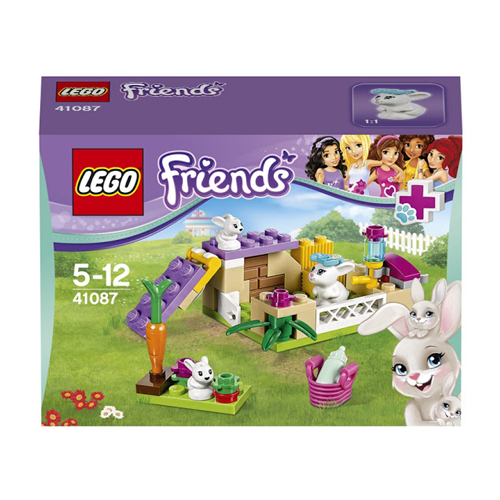 Lego Friends 41087 Bunny and Babies Зайчата