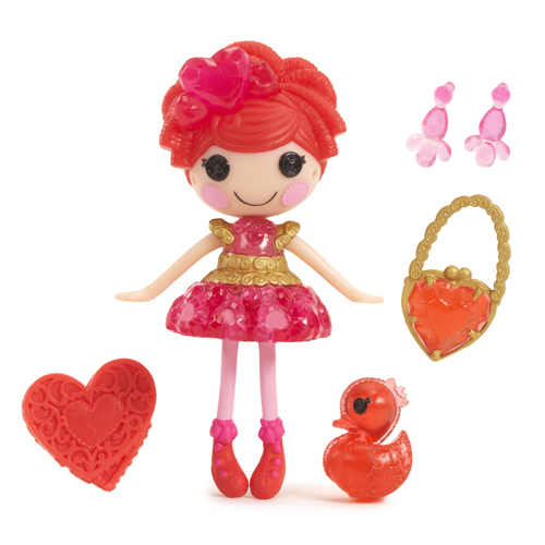 Кукла Mini Lalaloopsy 529743 Рубин