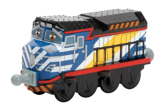 Chuggington LC54122 Паровозик Зак