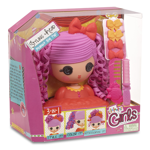 Кукла торс Lalaloopsy Girls 530640 в ассортименте