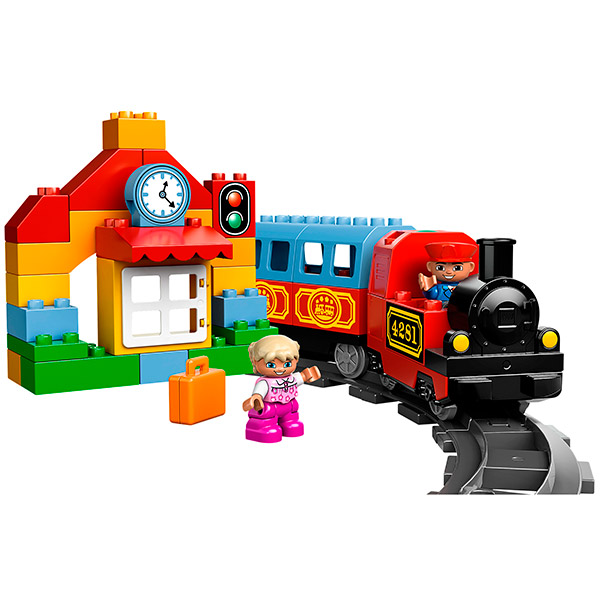 Lego Duplo 10507 My First Trains Set Мой первый поезд