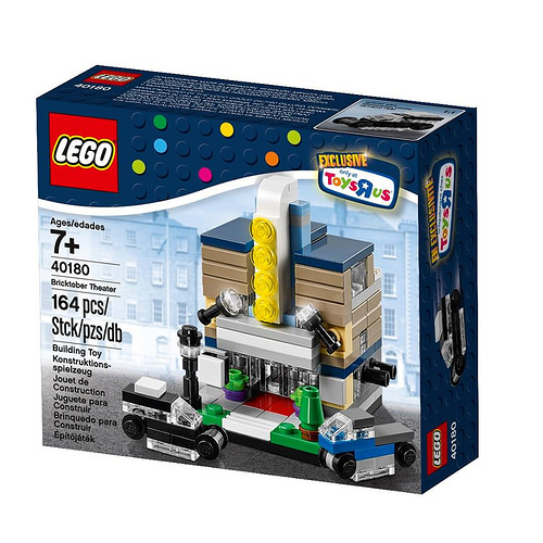 Lego Exclusive 40180 Bricktober Theater