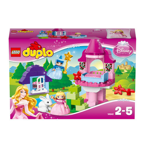 Lego Duplo 10542 Sleeping Beauty's Fairy Tale Спящая красавица