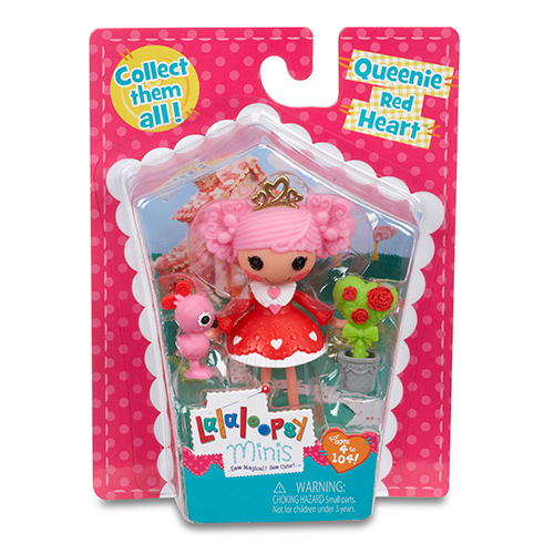 Кукла Lalaloopsy Mini 533894 Королева сердец