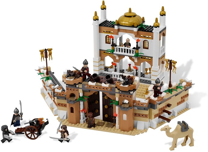 Lego Prince of Persia 7573 Battle of Almut Битва за Аламут
