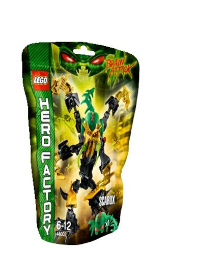 Lego Hero Factory 44003 Scarox Скарокс