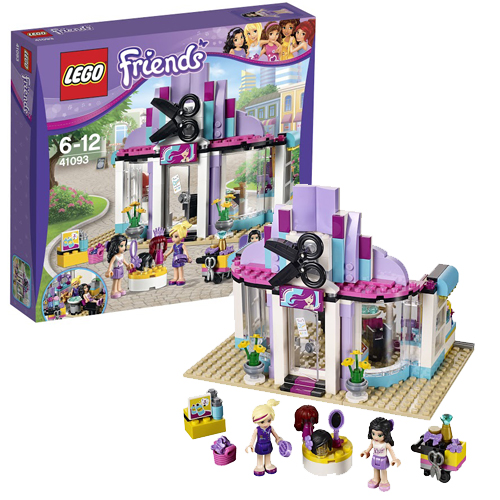 Lego Friends 41093 Heartlake Hair Salon Парикмахерская