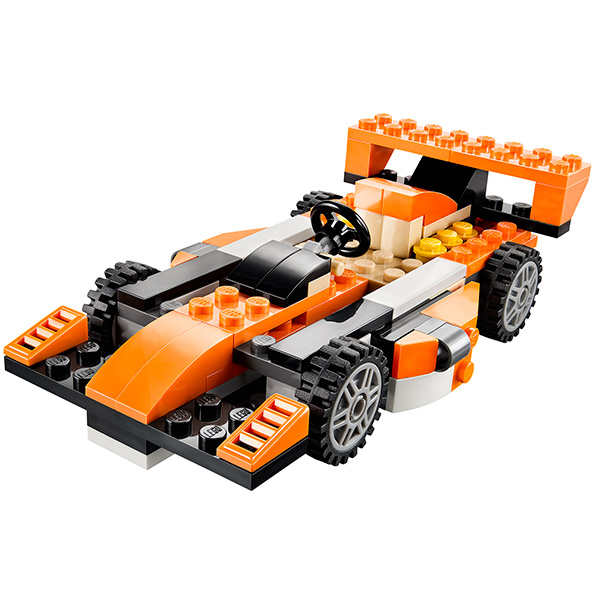 Lego Creator 31017 Sunset Speeder Гоночная Машина Сансет
