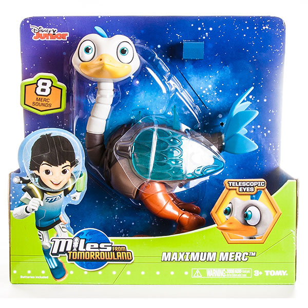 Игрушка Miles from Tomorrowland 86114 Фигурка Страус Мерк, 25 см
