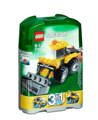 Lego Creator 5761 Mini Excavators Мини-экскаватор