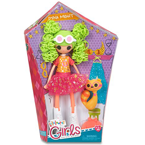 Кукла Lalaloopsy Girls 533740 Супергерой