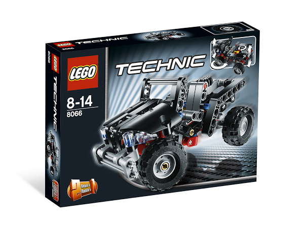 Lego Technic 8066 Off-Roader (Внедорожник)
