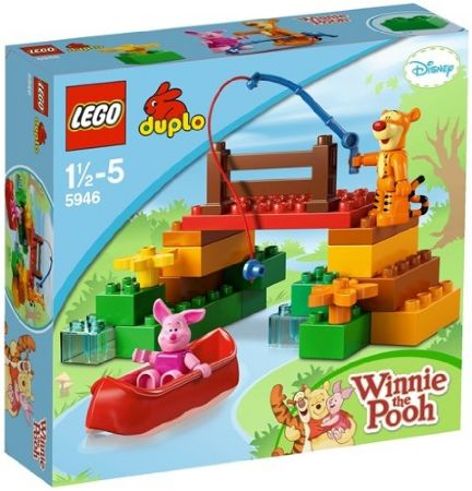 Lego Duplo 5946 Tigger's Expedition Экспедиция Тигрули
