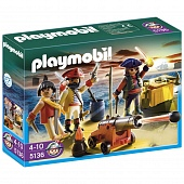 Playmobil 5136pm Пираты: Пиратская команда