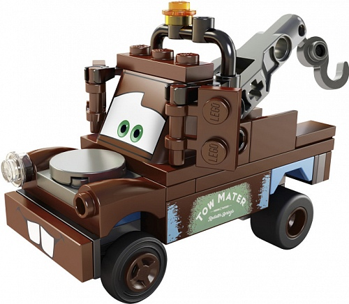 Lego Cars 8201 Classic Mater Мэтр