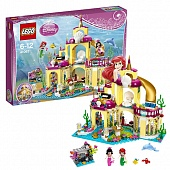 Lego Disney Princess 41063 Ariel's Underwater Palace Подводный дворец Ариэль
